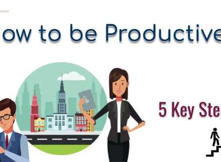 Focus: The Key to Being Productive