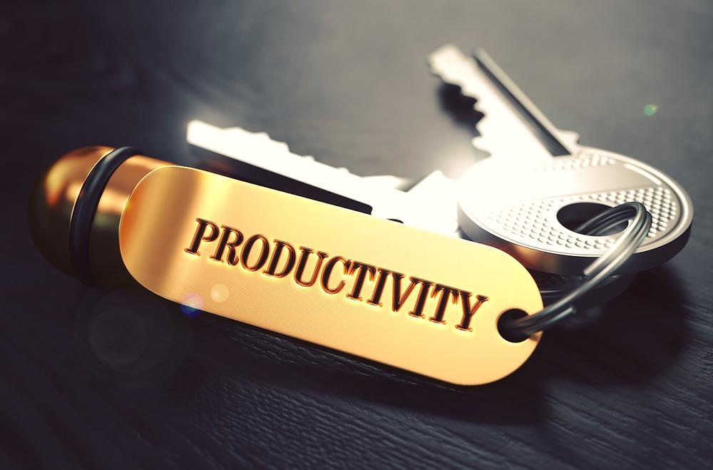productivity keys