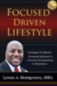 Focused Driven Lifestyle book cover