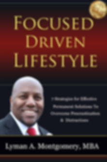 Focused Driven Lifestyle Book