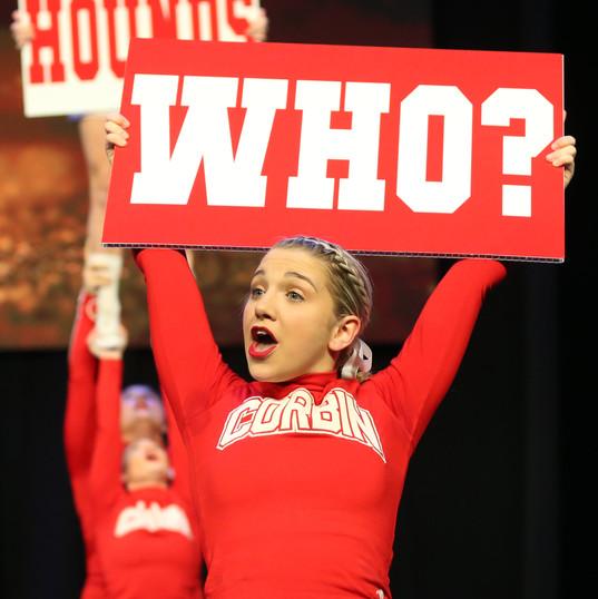 Corbin High School Cheerleader Emma A.