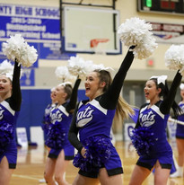 Bell County High School Cheerleaders
