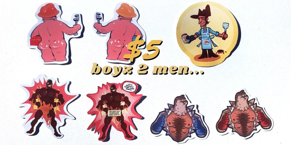 boyz 2 men tf2 stickers
