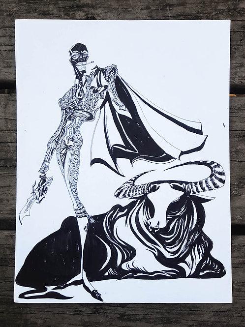 MATADOR (9x12)