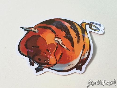 Porgu sticker