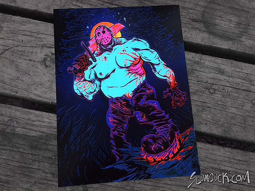 Jason woods print (8x10)