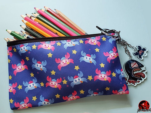 Spycrab pencil bag