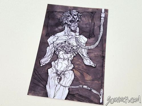 Spy hospital print (4x6)