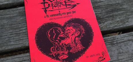 (PHYSICAL) Cum Dolore : a TF2 Ero Guro Zine (off prints)