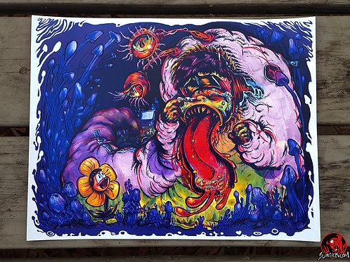 Ichi Slug (11x14)