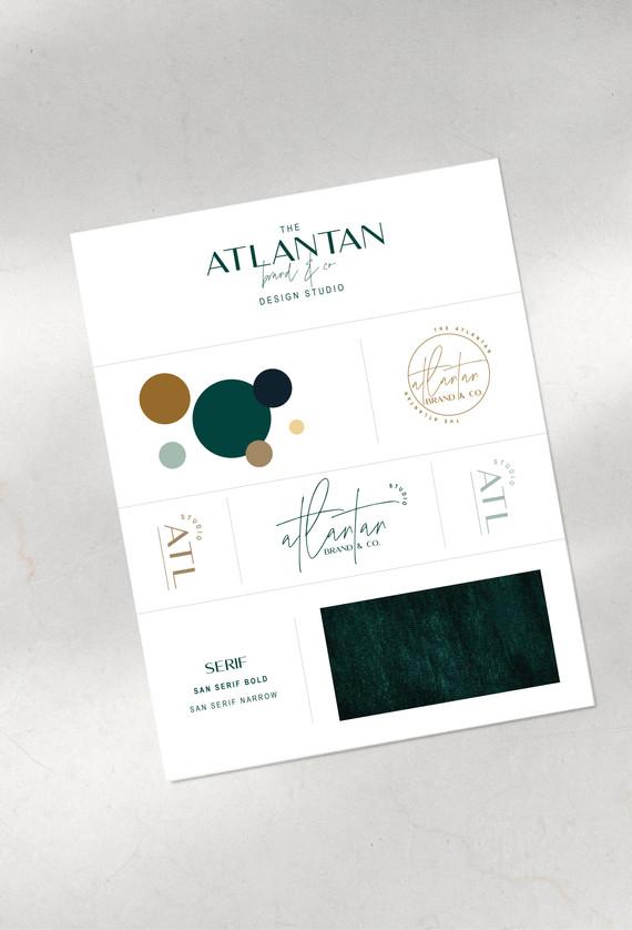 The Atlantan Premade Brand