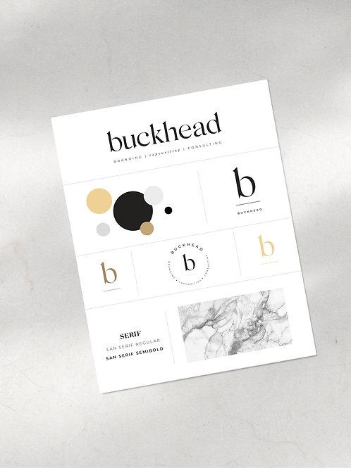 Buckhead Semi Custom Branding Kit