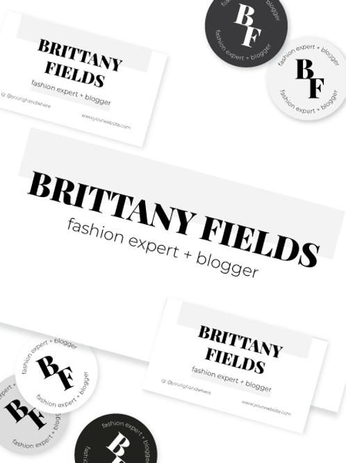 Classic Logo & Brand Suite