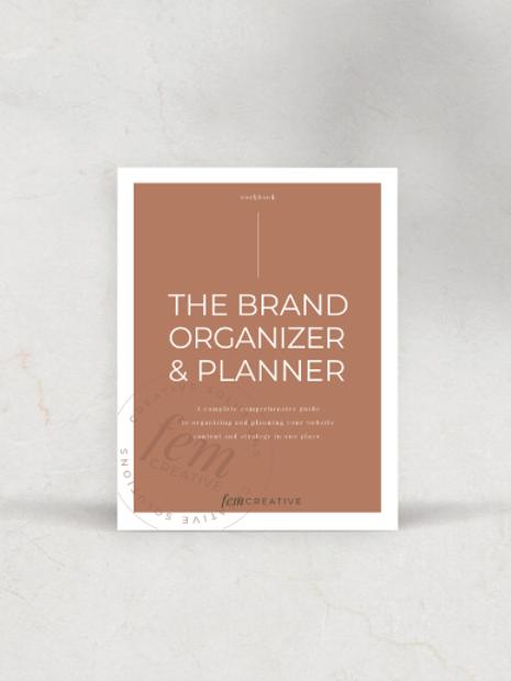 Brand Planner + Organizer