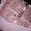 Thumbnail: Blush Laser Cut Wedding Invitations