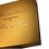 Thumbnail: Invitation Boxes For Weddings Gold