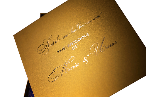 Invitation Boxes For Weddings Gold