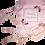 Thumbnail: Striped Wedding Invitations Vintage Style