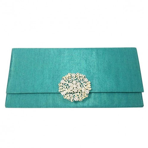 Tiffany Blue Wedding Invitation Pouch