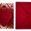 Thumbnail: Red Gold Foil RSVP Card