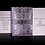 Thumbnail: Silver Foil Luxury Wedding Invitations