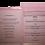 Thumbnail: Blush Wedding Invitations Vintage Lace Romantic Invite