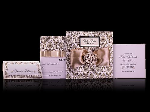 Luxury Boxed Wedding Invitations