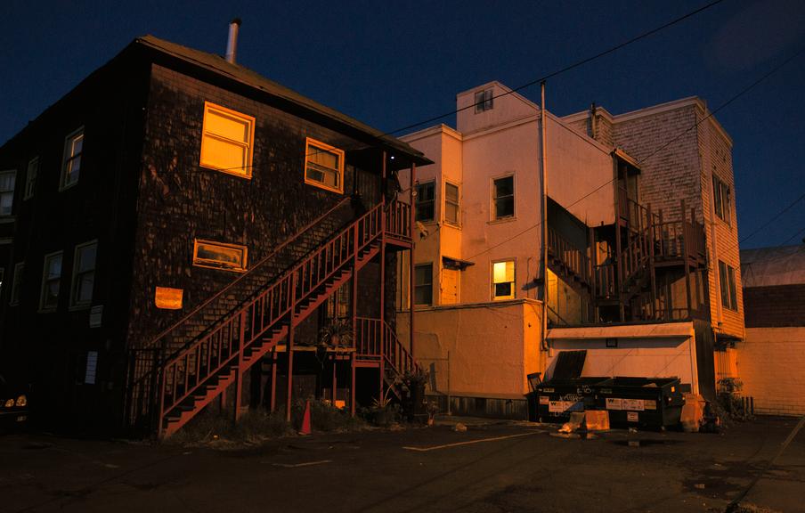 Oakland Alley