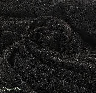 Maglia metallica nero col 4