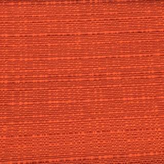 Tessuto effetto greggio Arancio col 36