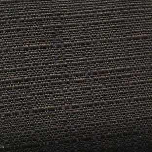 Tessuto effetto greggio Blu scuro col 16