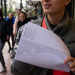 Βόλτα Αισθητηριακής Χαρτογράφησης στα πλαίσια του FemMap Project