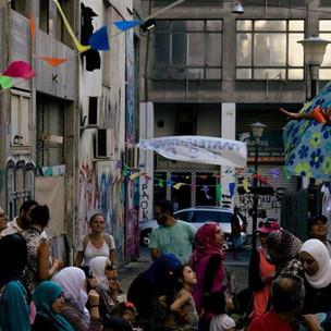 """Το UrbanDig στη μελέτη """"συμμετοχής κοινού"""" της ΕΕ"""