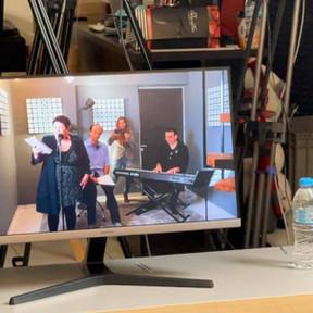 1st live-streaming presentation: UNBOXING troubadours.gr