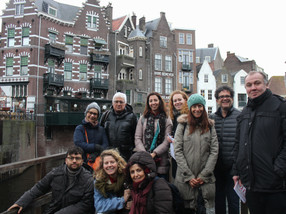 Erasmus+ HADriAN: 2nd Blended Mobility Event in Rotterdam
