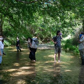 Περιπατητές Νερού: Μία πιλοτική μεθοδολογία διαδημοτικής συνεργασίας για την αστική ανάπτυξη