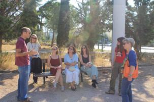 """Το UrbanDig Project συντονίζει το πρόγραμμα ERASMUS+ """"HADRiAN"""""""
