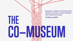 """Μια ιδέα συνέργειας για το 2019, στο συνέδριο """"Συν-Μουσείο"""""""