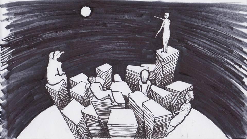 Σκίτσο: Χριστίνα Μητσέλου