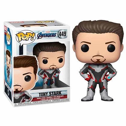 FUNKO POP! TONY STARK AVENGERS 449