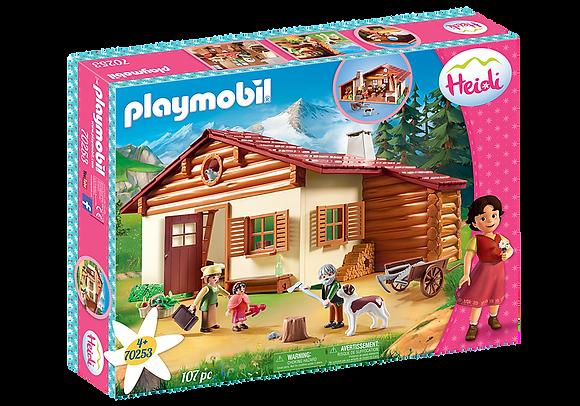 PLAYMOBIL HEIDI 70253