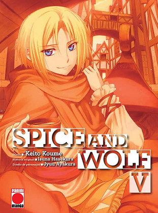 SPICE AND WOLF VOLUMEN 5