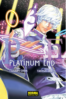 PLATINUM END VOLUMEN 3