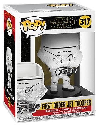 FUNKO POP! FIRST ORDER JET TROOPER STAR WARS 317