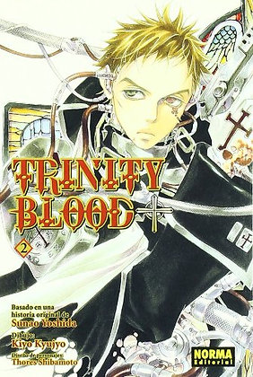 TRINITY BLOOD VOLUMEN 2