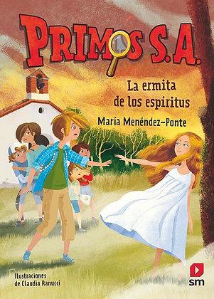 PRIMOS S.A. Nº3: LA ERMITA DE LOS ESPIRITUS