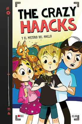 THE CRAZY HAACKS 2: Y EL MISTERIO DEL ANILLO.