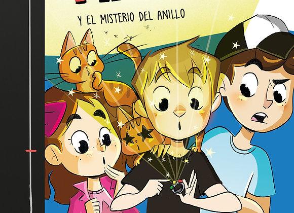 THE CRAZY HAACKS 2: Y EL MISTERIO DEL ANILLO.