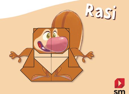 Papiroflexia de Rasi