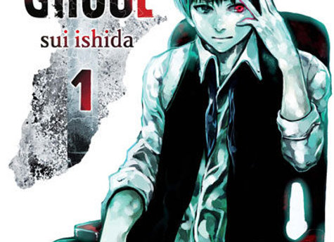 TOKYO GHOUL VOLUMEN 1